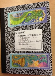 composition book copy