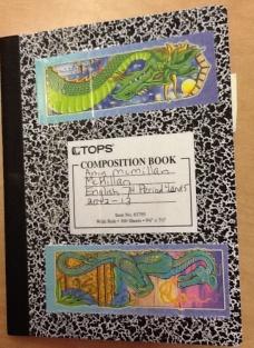 composition book copy