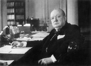 Winston Churchill as Prime Minister commons.wikimedia.org by Cecil Beaton