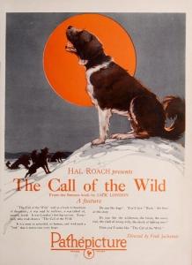 call of the wild via wikimedia.org