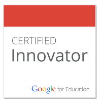 Google Certified Innovator Badge