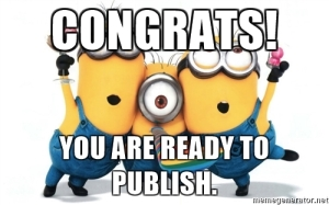 Minions and Publish